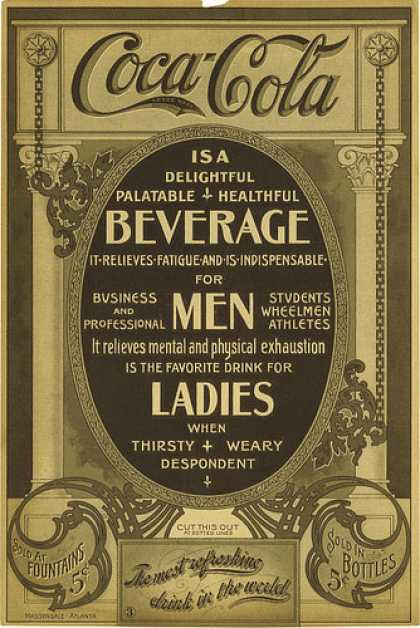10 Vintage Medicine Ads Selling Dubiously Beneficial Products